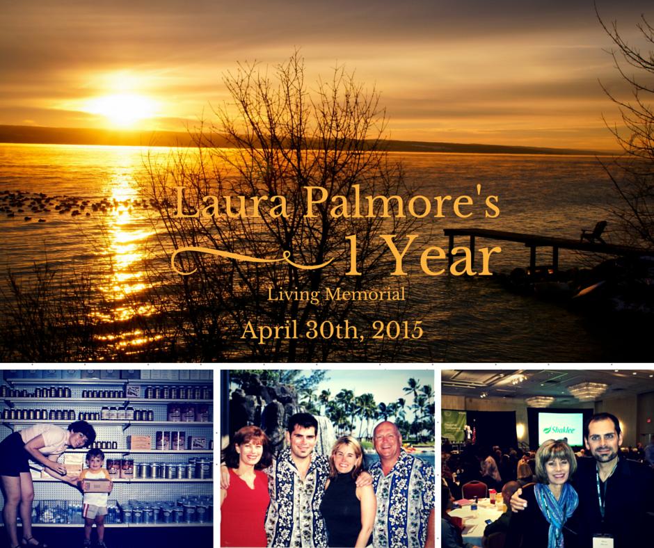 Laura Palmore Digital Memorial